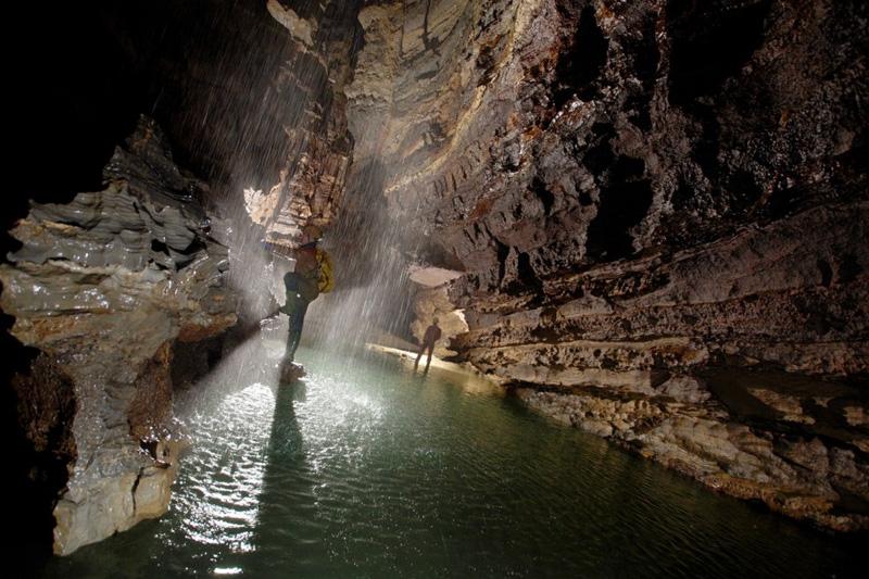 Исследования пещеры продолжаются и по сей день.