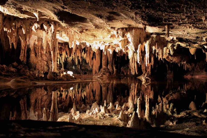 В донной части известно более 8 сифонов (расположены на глубинах от 1400 до 2144 м). Пещера находится в известняковой толще, при этом донная часть от глубины 1600 метров заложена в известняках черного цвета.