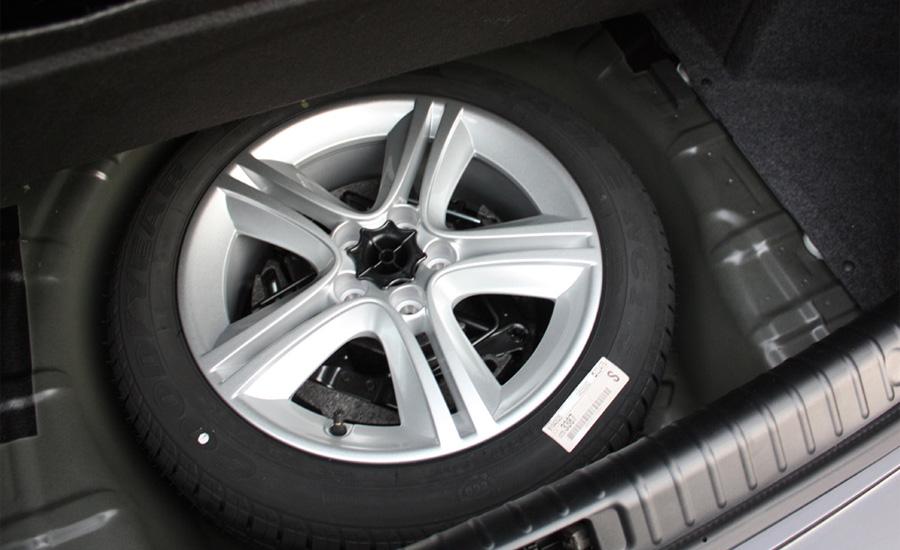 Запасное колесо Непонятно, стоит ли пояснять этот пункт. Ты водитель? У тебя есть машина? Значит, есть и запасное колесо. Иначе — никак.