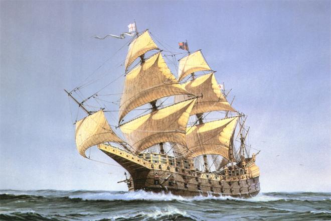 В июле 1850 года жители небольшого поселка Истонс-Бич, расположенного в Род-Айленде, внезапно заметили в море парусник, полным ходом летевший прямо на береговые скалы. «Сиберд» (а это был именно он) застрял на отмели, что позволило местным подняться на борт. Многие из них впоследствии жалели о принятом решении: несмотря на кипевшую на камбузе джезву, и тарелки с едой в кают-компании, людей на паруснике не было. Впрочем, одно живое существо все же оставалось: в одной из кают, под койкой, спасатели обнаружили дрожащего в ужасе пса. Такой свидетель, понятное дело, рассказать ничего не смог. Расследование причины пропажи экипажа «Сиберд» оказалось пустой тратой времени.