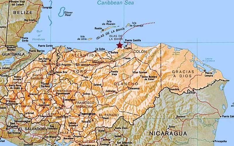 Город обезьяньего бога Долгое время затерянный город в непроходимых джунглях Гондураса существовал только в виде слухов и легенд. Город, по предположениям, находился на восточном побережье страны. Его искали в течение нескольких веков, так как считалось, что в нем полно несметных богатств. Прозвище «Город обезьяньего бога» принадлежит одному американскому исследователю. Он утверждал, что так его называют местные жители.