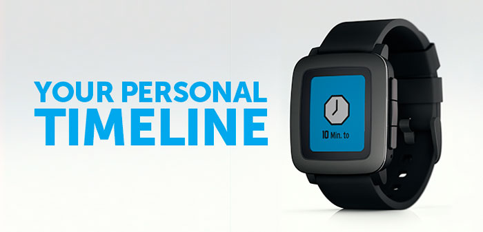 Аппаратная часть Принципиально новой возможностью Pebble Time можно считать возможность подключать серию гаджетов типа беспроводных наушников или датчика сердечного ритма через Bluetooth-соединение или при помощи коннектора для зарядки.