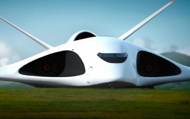 Двигатели Как предполагается (ведь не все подробности характеристикеще раскрыты), ПАК ТА имеет верхнюю газовую турбину, а также две электрические турбины в крыльях. Задняя часть крыльев самолета будет генерировать вектор тяги.