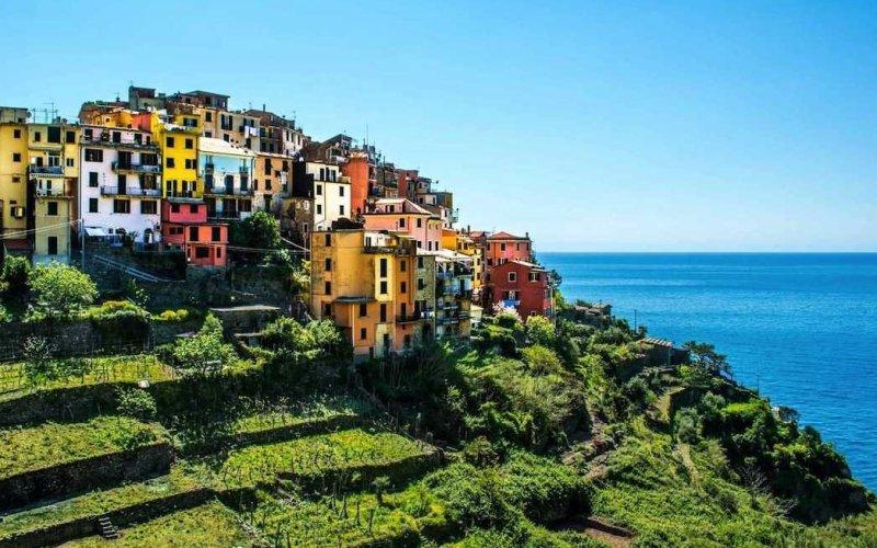 Корнилья, Италия. Одно из наших самых любимых мест в Италии. Здесь всегда так спокойно, - говорит Даника