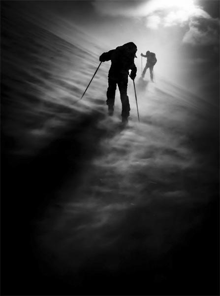 Сэнди Бертончелч. Победитель в категории «Жить приключением». Восхождение на горный хребет Караванке.
