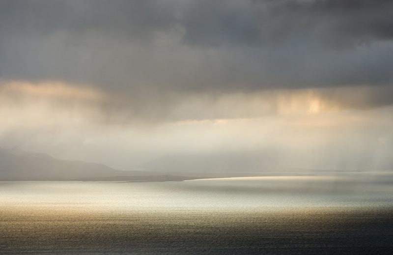 Дэвид Врангборг. Вторая премия номинации «У самого края воды». Побережье Свальбард.