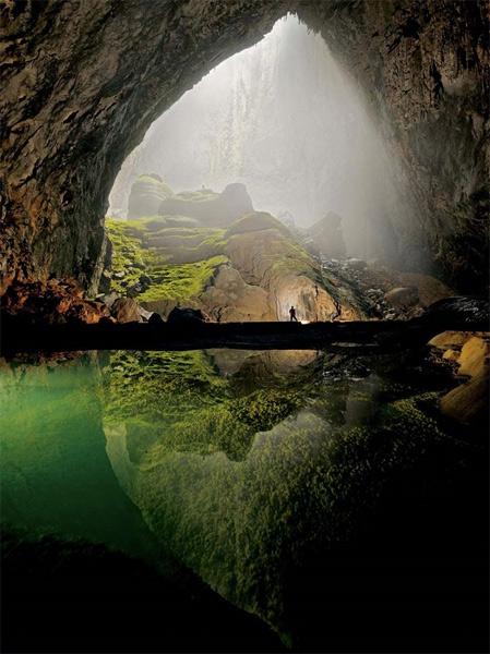 В ходе последующих экспедиций спелеологи обнаружили залы, достигающие 200 метров в высоту и 150 метров в ширину, что позволило классифицировать Шондонг как самую большую пещеру в мире.