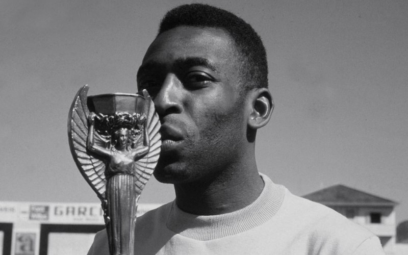 Наслаждайтесь достижениями «Чем труднее досталась победа, тем больше ты счастлив, что добился ее» Пеле, бразильская легенда футбола (1956-1977)