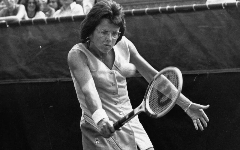 Всегда стремись к совершенству «Чемпионы играют до тех пор, пока не получат то, что им нужно» Билли Джин Кинг, международный Зал славы тенниса (1959-1983)