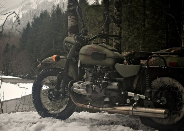 Люди уходят, металл ржавеет, а суровый характер, вполне сравнимый с «духом свободы» Harley-Davidson, остается.