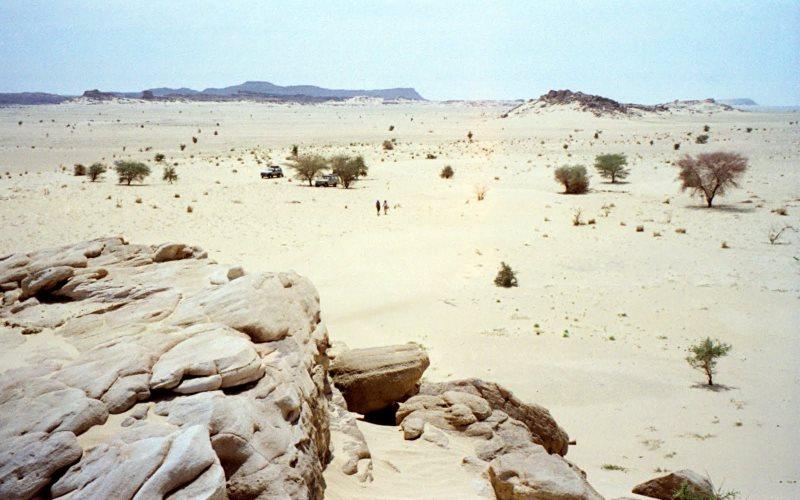 Национальный резерват Аир и Тенере Площадь: 77360 км²  Эта заповедная зона, находящаяся на территории государства Нигер, была включена в спиок Всемирного наследия ЮНЕСКО. Резерват можно условно разделить на две половины. Восточная часть его расположена в горах Аир, а западная заходит в район пустыни на юге центральной части Сахары – в песчаной равнине Тенере.