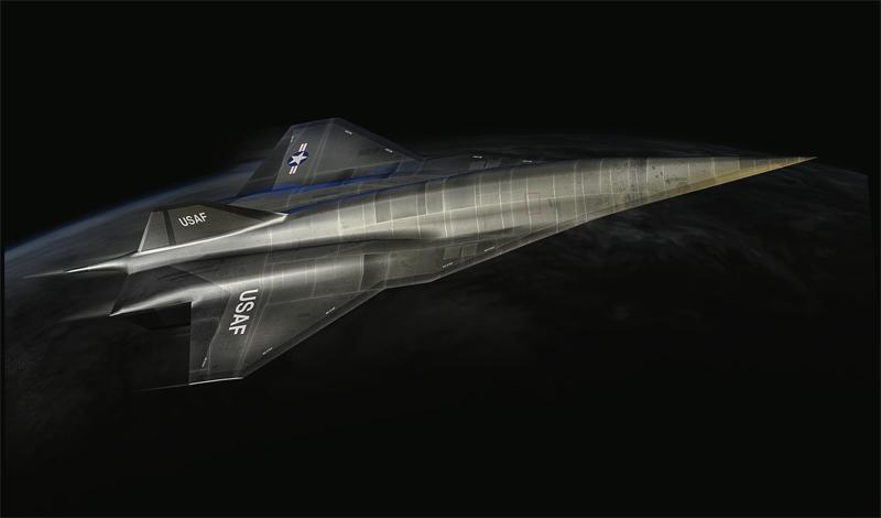 Гиперзвук и материалы Судя по оказавшимся в открытом доступе материалам, модель SR-72 будет образцом стелс-самолетов на ближайшие несколько десятков лет. Созданный из монолитных кристаллов титана, с обшивкой из углеродного волокна, SR-72 станет просто неуловим. Скорость в 6 Махов (7350 км/ч) позволит ему обогнуть планету за какие-то шесть часов.