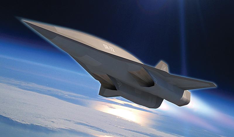 Проблемы и решения Гиперзвуковой прямоточный воздушно-реактивный двигатель имеет один существенный недостаток: суперсжатый воздух, который он использует в качестве топлива, совершенно не подходит для небольших скоростей. Инженеры Lockheed собираются решить эту проблему в лоб: самолет будет оснащен еще одним двигателем, с объединенным воздухозаборником. Этот «малыш» будет использоваться для набора скорости до каких-то трех Махов.