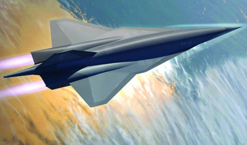 Двигатель и скорость В 1990-ом году, знаменитый Blackbird преодолел расстояние от Лос-Анджелеса до Вашингтона всего за час и тринадцать минут. Полет через всю страну, со скоростью в 3,3 Маха стал рекордным на долгие годы. Двигаться еще быстрее почти нереально, однако, новичок SR-72 замедляться не собирается. Под «капотом» грядущего повелителя воздуха будет установлен гиперзвуковой прямоточный воздушно-реактивный двигатель, использующий в качестве горючего смесь топлива и суперсжатого воздуха. Да, звучит будто описание какого-то звездолета из далекой-далекой галактики, что не мешает SR-72 быть реально существующим прототипом.