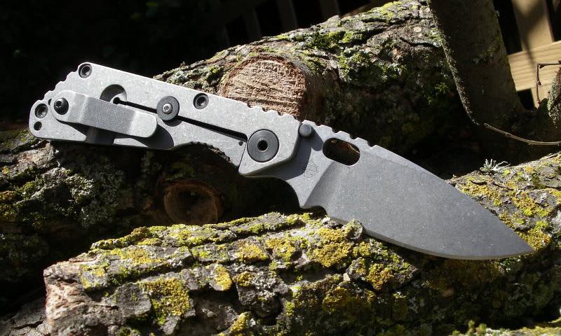 Strider Model PT Strider Model PT — нож не только тактический, но и футуристический. Аскетичная рукоятка, которой будто бы не хватает деревянных вставок, дополнена таким же лезвием, у верхнего основания которого имеется овальное отверстие для более удобного развертывания ножа.