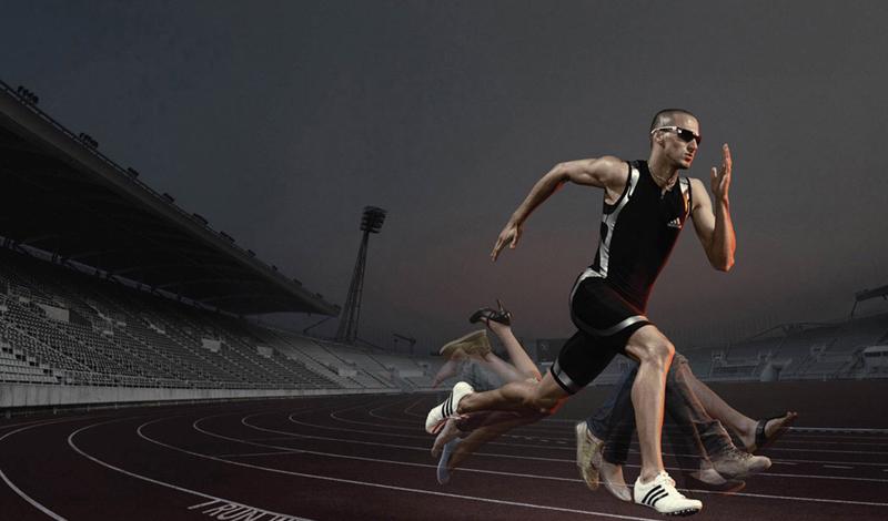 Опорно-двигательный аппарат Движение обеспечивает нашим суставам необходимую выработку суставной жидкости — она защищает их от трения. Без занятий бегом, к которому человеческое тело органично приспособлено самой природой, организм начинает медленно разрушаться. Со временем, без достаточного количества суставной жидкости, может развиться деградация чуть ли не всей опорно-двигательной системы. К тому же, бег отлично укрепляет кости и связки.
