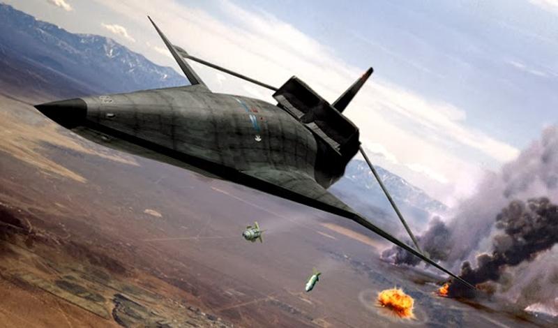 Итоги SR-72, несмотря на аналогичное название — самолет совершенно новый. В настоящее время, SR-72 по-прежнему остается только концепцией, хотя компания Lockheed, под влиянием общественности, была вынуждена подтвердить, что самолет находится в активной разработке. Первая версия, способная управляться как дистанционно, так и вручную и оснащенная одним двигателем, будет построена уже в 2018 году. Испытательные полеты запланированы на 2023 и, если все пройдет успешно, то новая машина будет введена в эксплуатацию уже к 2030-му году. Компания-производитель заявляет, что не собирается оснащать новый SR-72 оружейными системами. Если же это все-таки произойдет, то в небе появится практически совершенная машина-убийца, обнаружить и сбить которую существующими сейчас средствами ПВО просто нереально.