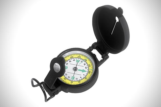 Silva Lensatic 360 Достаточно средняя, но надежная и относительно прочная машинка. Данные с циферблата считываются с легкостью, прицельные линии выгравированы прямо на стекле. Это самая недорогая модель в нашем списке, которая, несмотря на невысокую цену, отличается точностью.