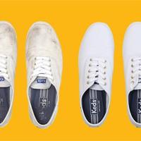 Как сохранить чистыми любимые кроссовки