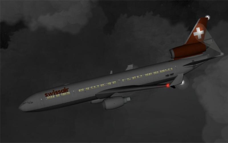 SWR 111 Год аварии:1998 Модификации:изоляция из огнестойких материалов  Спустя час после вылета из аэропорта им. Джона Кеннеди в Нью-Йорке пилоты рейса SWR 111 авиакомпании Swissair, следовавшего в Женеву, заметили запах дыма. Решив, что причина может скрываться в системе вентиляции, экипаж запросил аварийную посадку. Перед ней пилоты решили сбросить топливо в море, но во время выполнения маневра что-то пошло не так и экипаж сообщил об аварийной ситуации. Следом в кабине отключились приборы и лайнер упал в море. Во время крушения все 215 пассажиров лайнера погибли. Через год после аварии со дна были подняты все элементы самолета. Само расследование длилось четыре года, в итоге удалось установить, что причиной катастрофы стало возгорание, произошедшее вследствие короткого замыкания из-за бортовой системы развлечений IFEN. Изоляционный материал, используемый в проводах, имел не очень высокий предел огнестойкости, что повлекло за собой пожар и нарушение работы всех приборов. Происшествие на борту SWR 111 продемонстрировало жизненную необходимость производства изоляции для самолетов из материалов с высоким уровнем прочности.