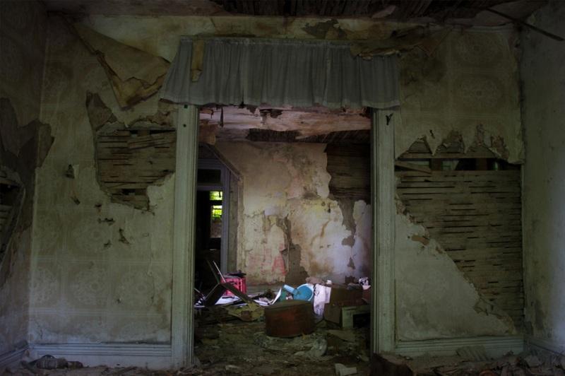 Этот заброшенный детский дом получил в 20 веке печальную известность благодаря Роберту Берделле, также известному как «Мясник из Канзас-сити» — одному из самых известных серийных убийц в истории США.