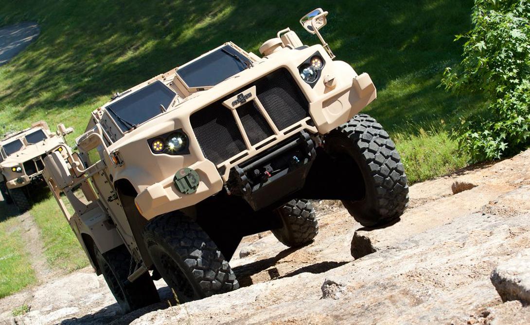 Ожидается, что именно эта машина будет способна закрыть все нужды американской армии в бронированных внедорожниках.
