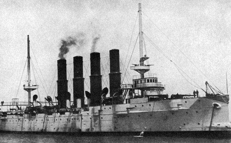 Дипломатическая миссия «Варяга» Прославленный крейсер с января 1904 года находился в распоряжении российского посольства в Сеуле, стоял в нейтральном корейском порту Чемульпо и не предпринимал никаких военных действий. По злой иронии судьбы, «Варягу» и канонерской лодке «Кореец» пришлось вступить в заведомо проигрышный бой, первый в бесславно проигранной войне.