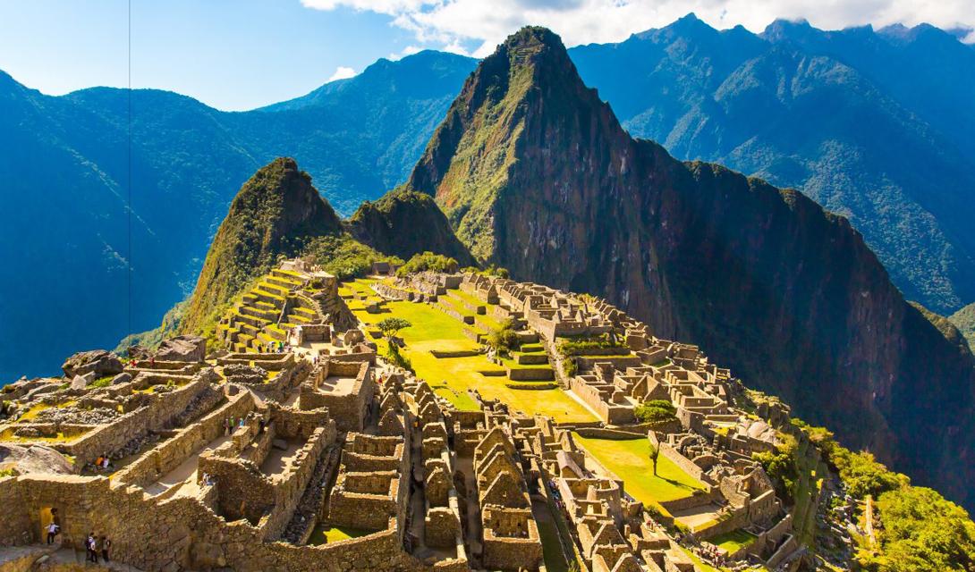Мачу Пикчу Перу