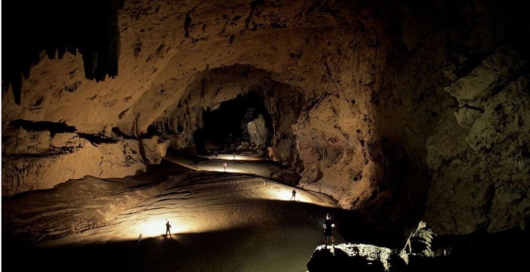 Пещера Крубера, Грузия Крубера является одной из самых глубоких пещер в мире, известных в настоящее время, и является домом для некоторых странных существ, например — прозрачной рыбы.