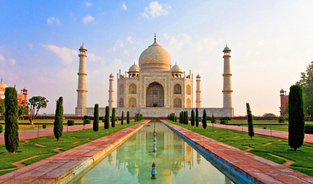 Тадж Махал Индия