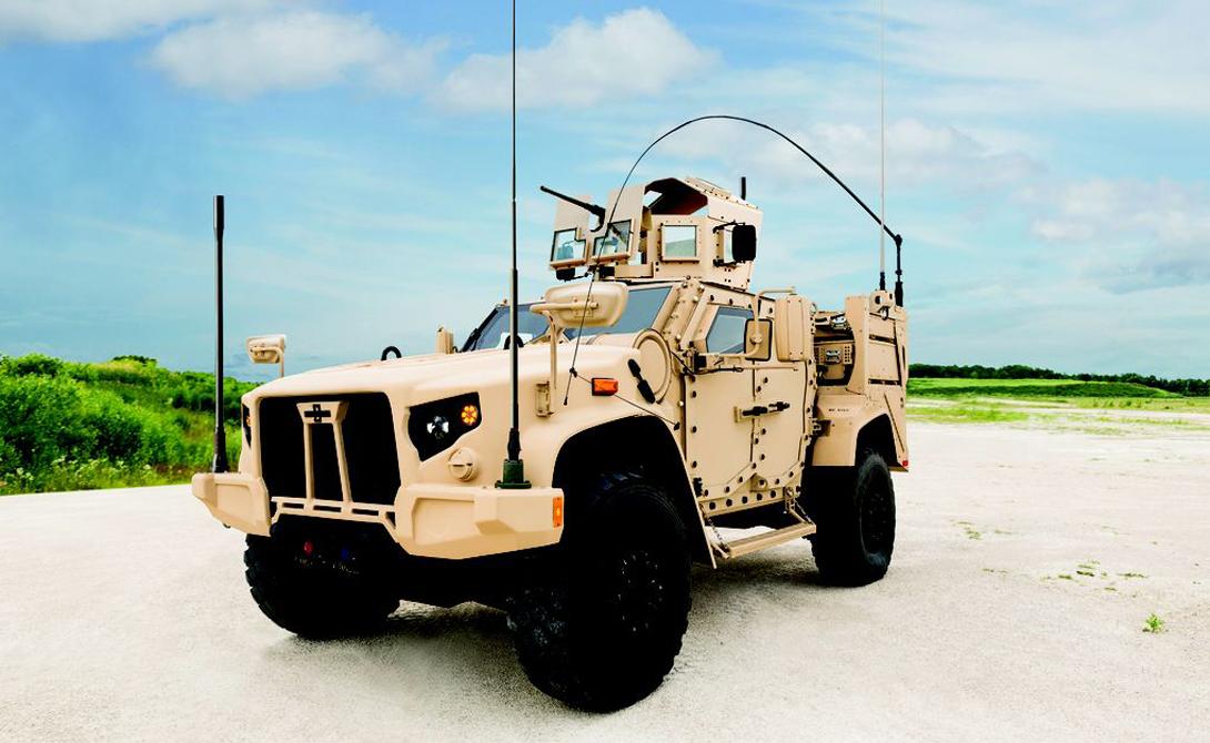 Всего на службу американской армии поступит 55 тысяч легких тактических джипов.