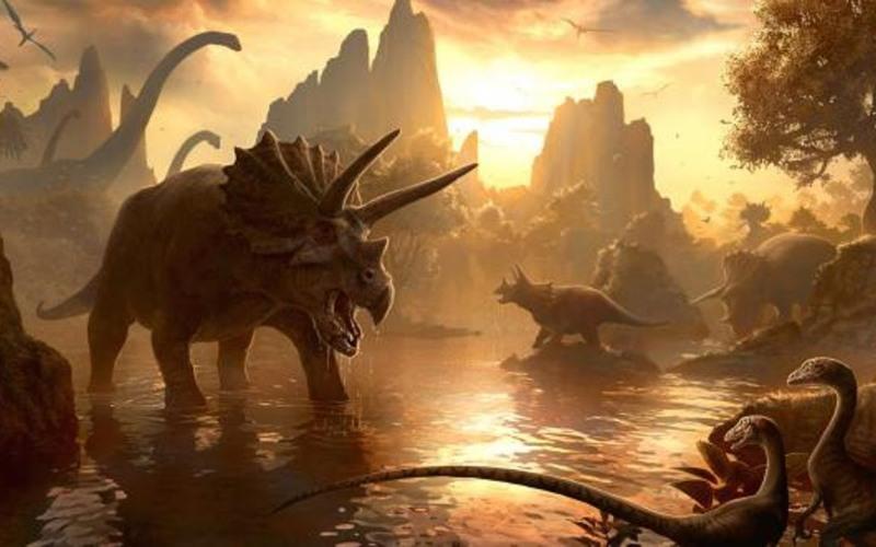 5 предшественников апокалипсиса За предыдущие полтора миллиарда лет на планете произошло пять подобных глобальных катастроф. Первые две из них – конец ордовика, около 444 млн. лет назад, и конец девона, около 359 млн. лет назад – произошли, когда биоразнообразие, казалось, достигло своего предела. Третье, которое нарекли «Большим вымиранием» произошло около 252 млн. лет назад на рубеже пермского и триасового периодов. Следующее массовое вымирание, триасовое, случилось всего через 50 млн. лет после пермского. Оно фактически расчистило место для будущего расцвета динозавров. Последнее, мел-палеогеновое вымирание произошло 65 млн. лет назад. В результате его действия вымерли все динозавры и 96% всех морских видов, оставив Землю предкам современных млекопитающих.