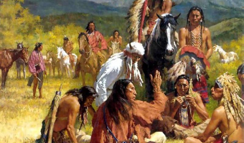 Джексон Уайтс Северная Америка К 1790-му году все индейские племена Северной Америки были известны государству. Именно поэтому появление совершенно нового типа аборигенов вблизи Нью-Йорка стало настоящим шоком для американцев: Джексон Уайтс, как окрестили их белые, умудрились пропустить и схватки за собственные территории, и гражданскую войну, и войну за независимость.