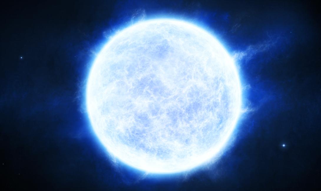 R136a1 Эта звезда в 256 раз массивнее нашего Солнца и светит 7,4 млн раз ярче. Другими словами, это просто гигант. Ученые считают, что объект R136a1 сформирован из нескольких других звезд, но до сих пор не могут понять, почему он существует так долго.