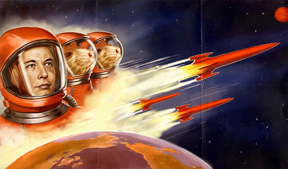 Ядерная бомба Решение использовать термоядерные заряды для терраформирования Красной планеты выдвинул недавно Илон Маск. Направленные взрывы на полюсах Марса позволят создать парниковый эффект, который и запустит процесс терраформирования. За это предпринимателя и ученого уже назвали «главным суперзлодеем современного мира». Серьезные же специалисты пока разделились на два лагеря: предложение Маска, несмотря на кажущуюся дикость, действительно может решить целый ряд насущных для колонизации Марса проблем.