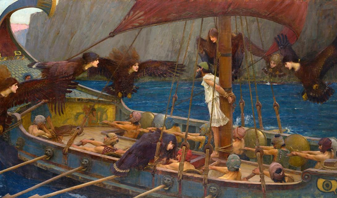 Сирены В древнегреческой мифологии, эти существа олицетворяют собой обманчивую гладь моря. Достаточно вспомнить отрывок из Иллиады, где сирены заманивают на острые скалы несчастных моряков, чтобы понять всю суть этих опасных, коварных созданий.