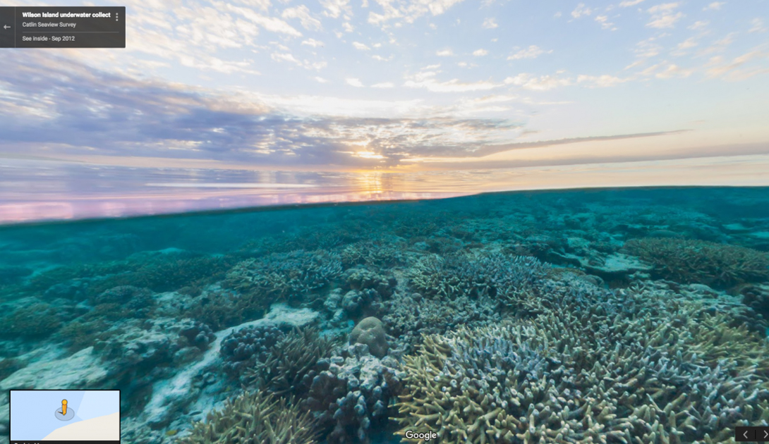 Остров Уилсон — самый красивый из всего архипелага Большого Барьерного рифа.
