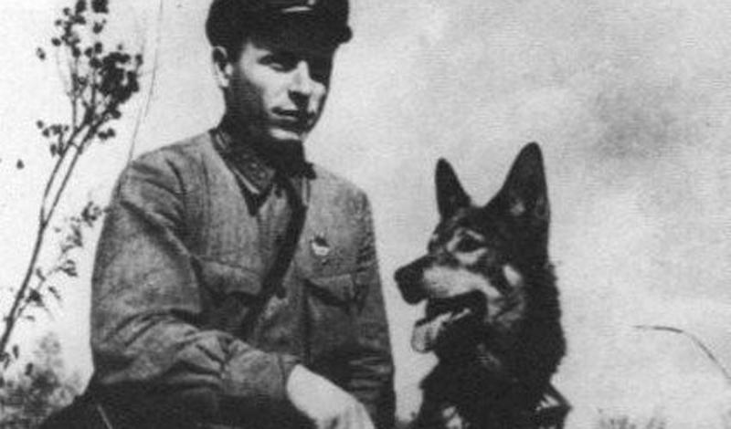 Собаки-самоубийцы СССР В 1941 году немецко-фашистские войска вторглись в святые пределы Союза Советских Социалистических Республик. Особенные неприятности доставляла бронированная техника противника. На многих фронтах, пехоте приходилось противостоять целым танковым подразделениям. Было решено использовать собак-подрывников: обвязанный взрывчаткой пес должен был поднырнуть под днище танка и выдернуть зубами чеку гранаты. Во время настоящей битвы, большая часть собак была просто не в состоянии понять, что вообще происходит вокруг. Они кидались обратно, к хозяину — а тому приходилось убивать несчастное животное.