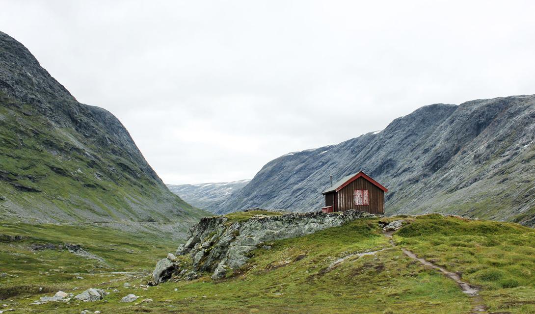 Гротли, Норвегия
