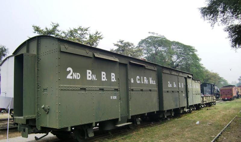 Сейчас боевые поезда остались только частью истории. Этот русский бронесостав — экспонат оружейного музея страны.