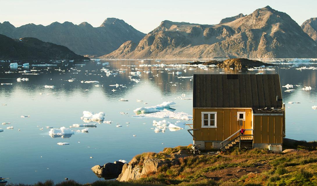 Кулусук, Восточная Гренландия