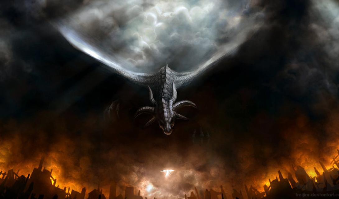 Дракон Дракон — одно из самых древних мифических чудовищ. Упоминания о нем встречаются еще в 4 000 году до н.э. Дракон изображается, обычно, огромной летающей рептилией, обладающей огненным дыханием. Другой аспект мифа — мудрость и справедливость, приписываемые все тому же ужасному существу. В Китае же, драконы являются символом мужества и героизма и часто выступают покровителями общины.