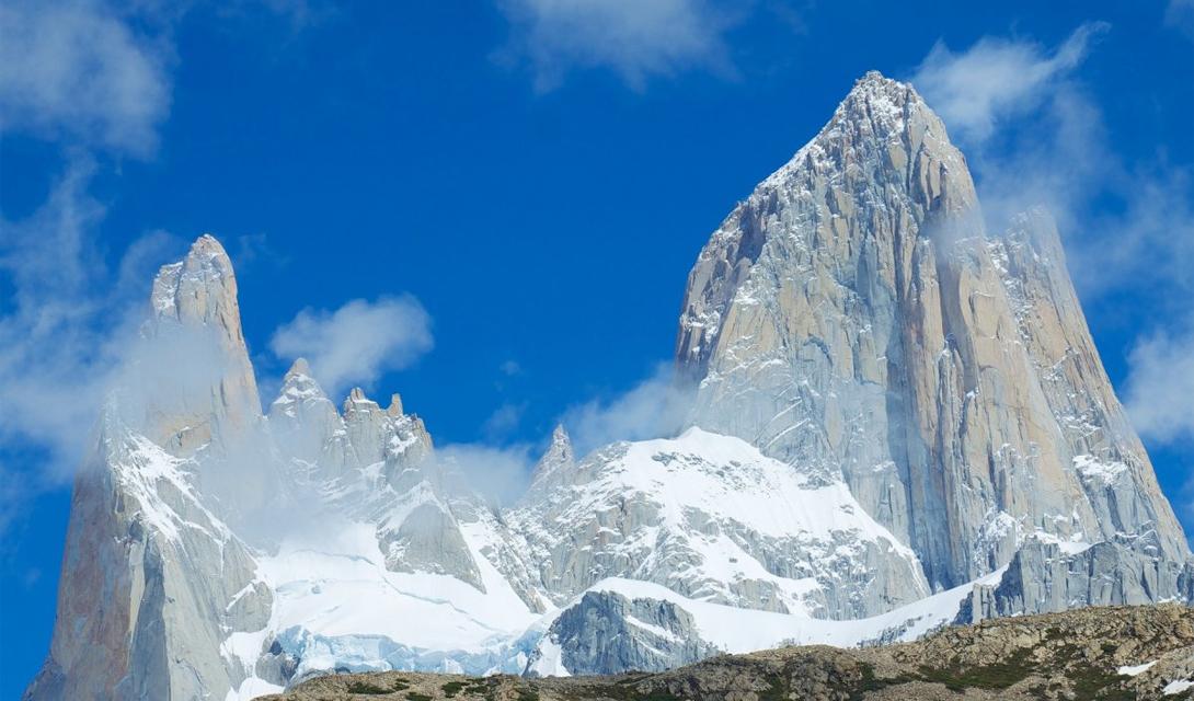 Фитц Рой Национальный парк Лос, Аргентина Поход сквозь леса национального парка Лос не будет очень легок — но каждый шаг стоит своих усилий.