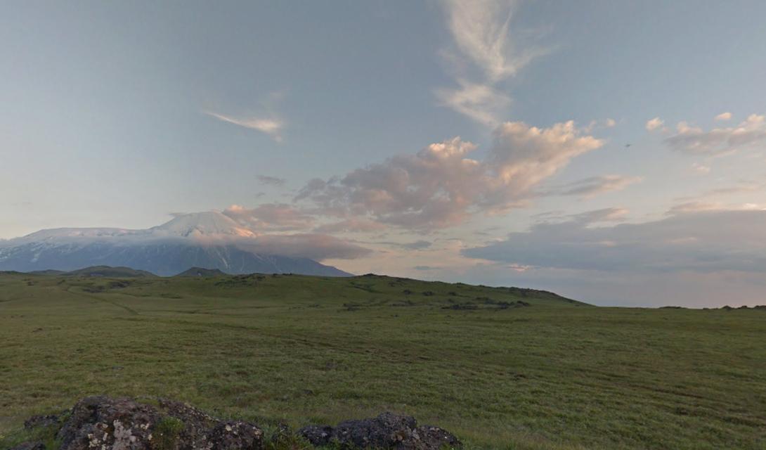 Долина Великанов.