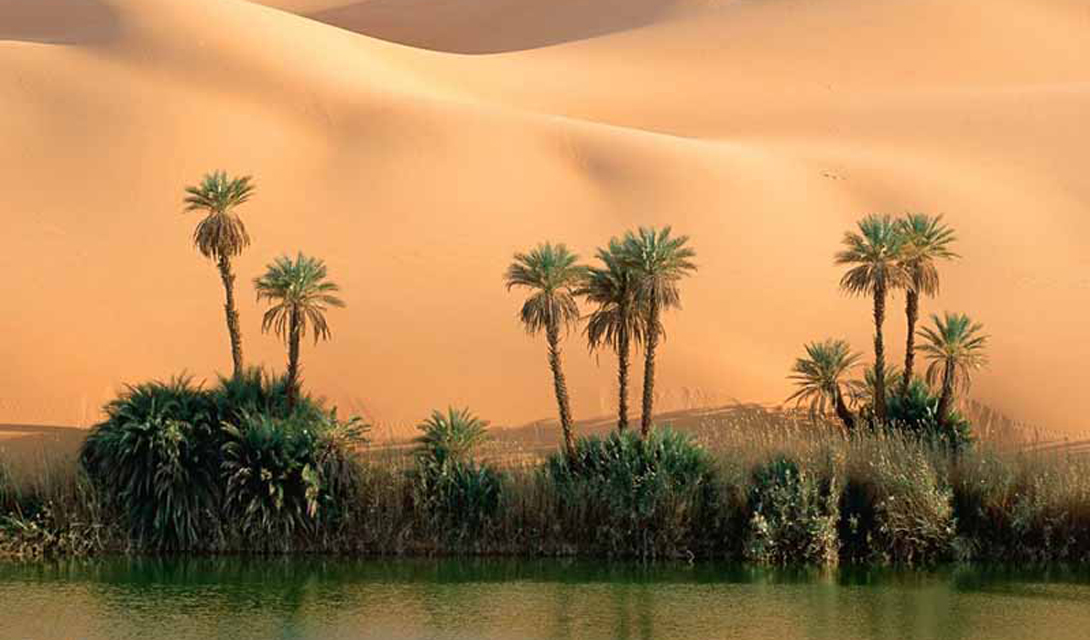 Некоторые исследователи считают, что изменившаяся климатическая ситуация была главной причиной миграции людей из Центральной Африки.