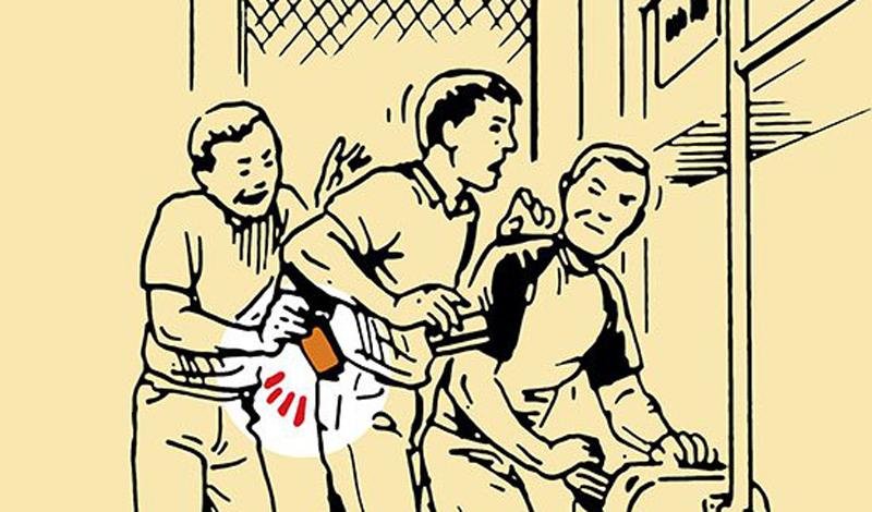 Час пик Большая часть карманных краж приходится на так называемый час пик — время, когда общественный транспорт загружен максимально. Злоумышленникам легче всего работать в переполненном автобусе или вагоне метро. Избежать ограбления можно только одним способом: переложите все ценные вещи в передние карманы брюк и, лучше всего, держите там руку. Женщинам необходимо держать сумочку перед собой и постараться не обращать внимания на отвлекающие маневры, которые вполне может совершить грабитель.