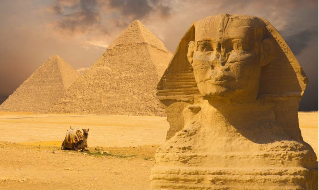 Откуда взялись египетские пирамиды
