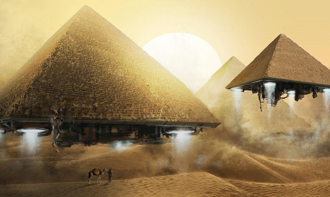 Инопланетный маяк И, конечно же, нельзя не упомянуть наиболее одиозную идею о предназначении пирамид. Сторонники существования «Зоны-51» искренне верят в космическое происхождение этих монументальных построек. Инопланетная цивилизация якобы использует пирамиды в качестве передающих информацию центров, которые функционируют до сих пор. Интересно, не надоело ли инопланетянам рассматривать бесчисленные толпы туристов в Гизе?