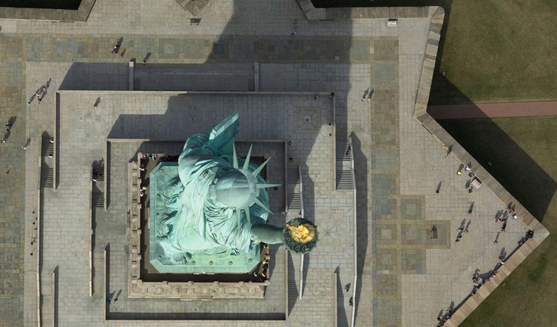 Статуя СвободыНью-Йорк, США