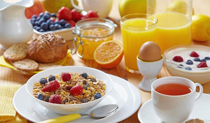 Лучший завтрак Конечно, не вся пища будет идти только стартовавшему организму на пользу. Лучше всего усваиваются овсяные отруби, яйца и черника. Зеленый чай станет отличным дополнением.